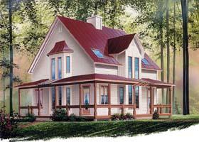 House Plan 65582