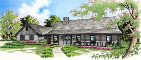 House Plan 65621