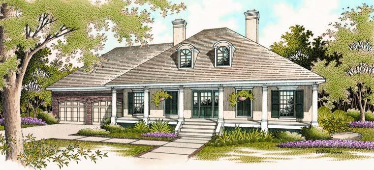 House Plan 65625