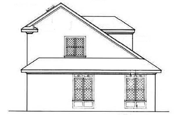 Bungalow, Contemporary, Country House Plan 65639 with 2 Beds, 2 Baths Picture 1