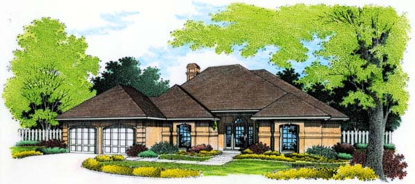 House Plan 65649