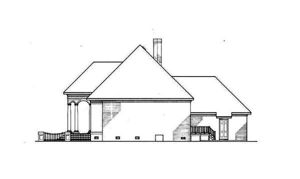 Southern House Plan 65683