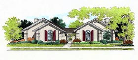 Plan Number 65706 - 2166 Square Feet
