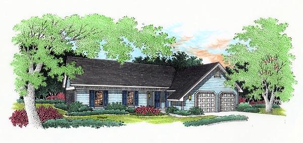 House Plan 65707