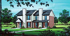 Multi-Family Plan 65722