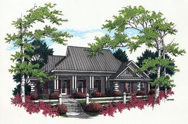House Plan 65745