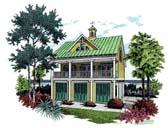 House Plan 65754