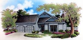 House Plan 65764
