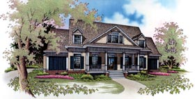 Country House Plan 65780 Elevation