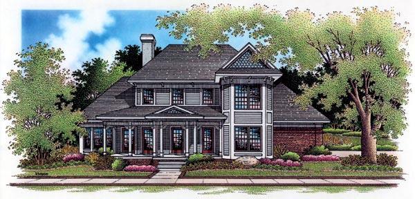 House Plan 65783