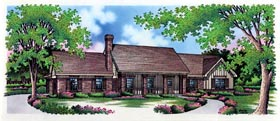 Country House Plan 65785 Elevation