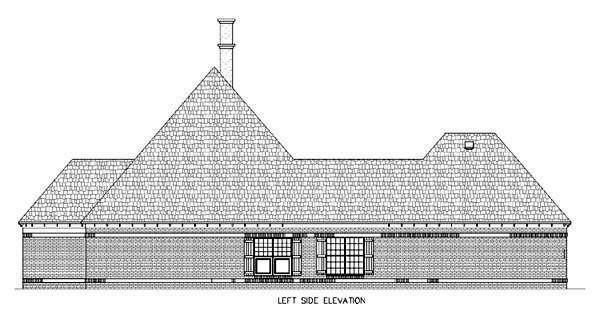 European House Plan 65789