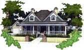 Plan Number 65811 - 1858 Square Feet