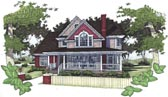 Plan Number 65815 - 1898 Square Feet