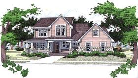 House Plan 65823