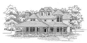 House Plan 65839