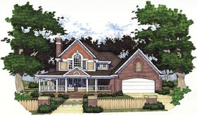 House Plan 65842