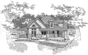 House Plan 65843