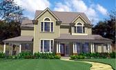 Plan Number 65846 - 2420 Square Feet