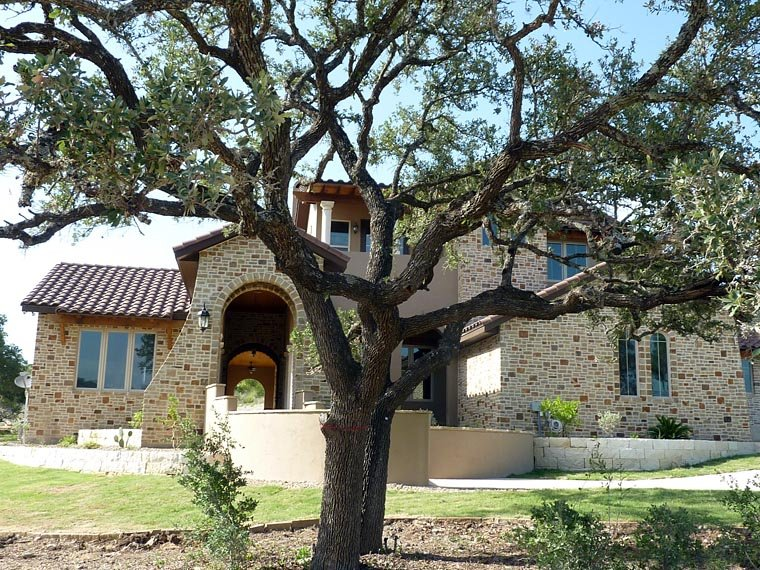 Mediterranean, Tuscan House Plan 65863 with 4 Beds, 4 Baths, 3 Car Garage Picture 11
