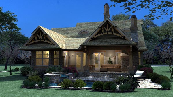 Wondrous House Plan 65870 At Familyhomeplans Com Largest Home Design Picture Inspirations Pitcheantrous