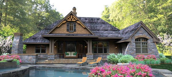 Sensational House Plan 65877 At Familyhomeplans Com Largest Home Design Picture Inspirations Pitcheantrous