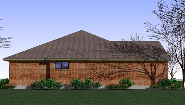 Cottage, Country, Traditional House Plan 65889 with 3 Beds, 2 Baths, 2 Car Garage Picture 1