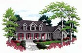 Plan Number 65904 - 3059 Square Feet