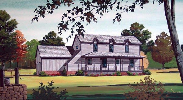 House Plan 65920
