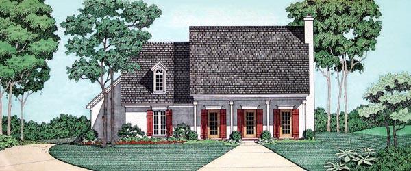 House Plan 65923