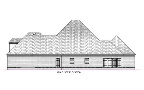 House Plan 65933