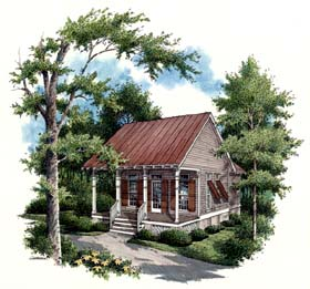 Traditional House Plan 65934 Elevation