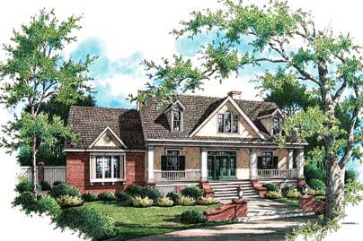House Plan 65938