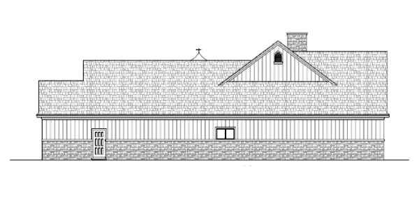 Traditional House Plan 65974