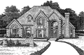 House Plan 66003