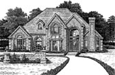 Plan Number 66003 - 3054 Square Feet