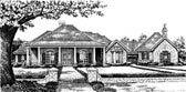 Plan Number 66007 - 2179 Square Feet
