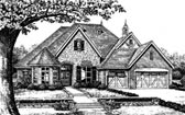 Plan Number 66009 - 2684 Square Feet