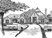 Plan Number 66015 - 5354 Square Feet