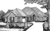 Plan Number 66020 - 1912 Square Feet