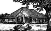 Plan Number 66022 - 2158 Square Feet