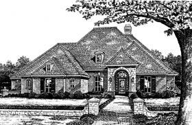 House Plan 66025