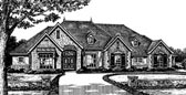 Plan Number 66031 - 2708 Square Feet