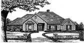 Plan Number 66032 - 2362 Square Feet