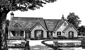 Plan Number 66035 - 2154 Square Feet