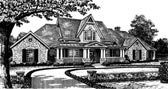 Plan Number 66038 - 3578 Square Feet