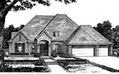 Plan Number 66041 - 2613 Square Feet