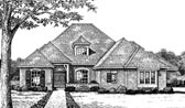 Plan Number 66045 - 3688 Square Feet