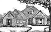 Plan Number 66050 - 2168 Square Feet
