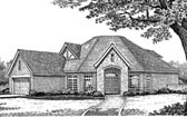 Plan Number 66054 - 2192 Square Feet